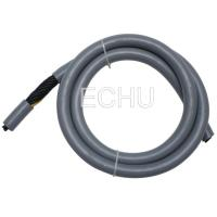 Quality Soft Round  Cable for Electrical Apparatus RVV type with CE certificate in Grey Color for sale