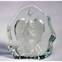 Quality color paint GLASS ANGELS for sale