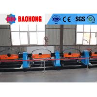 Quality Wire Rope Skip Stranding Machine , Electric Cable Making Machine for sale