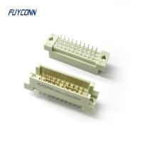 Quality DIN41612 Vertical PCB 5 10 15 20 30 Pin Euro Male Plug Connector for sale