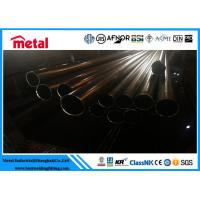 Quality Large Diameter Stainless Steel Tubing , ASTM A312 UNS S30815 Stainless Steel Threaded Pipe for sale