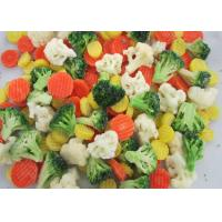Quality 100% Fresh Delicious BRC Certified IQF Bulk Frozen Mixed Vegetables for sale