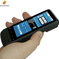 Quality Mobile Personal Digital Assistant Raypodo USB OTG Port With 2D Barcode Scanner NFC for sale