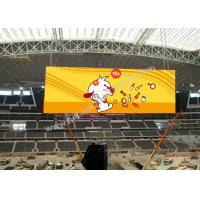 Quality Professional 1R1G1B Led Big Screen , Outdoor Led Display For Advertising for sale
