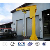 Buy cheap 2 ton 180 Degree Electric Winch Warehouse Rotating Arm Hoisting Floor Mounted from wholesalers