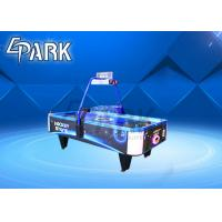 Quality Dark Color Classic Hockey Game Machine For 4 Players 12 Months Warranty for sale