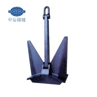 Buy Steel Type N TW POOL HHP Ship Anchor With Factory Price--China Shipping Anchor Chain at wholesale prices