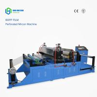Buy cheap Sinohs CE ISO Plastic Bopp Film Perforation Machine, Holiday Promotion! from wholesalers
