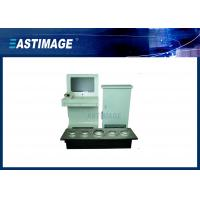 Quality Multi language Under Vehicle Inspection with License Plate Recognition System for sale