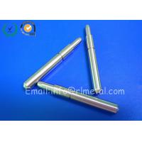 Buy OEM Precision Linear Shafts / Slotted Linear Bearing Shafts Aluminum For Medical at wholesale prices