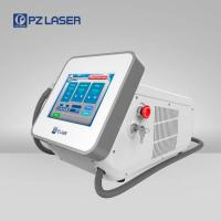 Quality Commercial Portable Diode Laser Hair Removal Machine With Sapphire Treatment Head for sale
