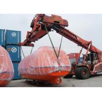 Quality Marine Totally Enclosed Free Fall Life Boat for sale