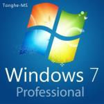 Quality International Windows 7 Professional Retail Box 64 Bit Optional Language for sale