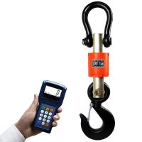 China Wireless Digital Crane Scale 2 - 10 Ton Capacity For Textile / Chemical Industry on sale