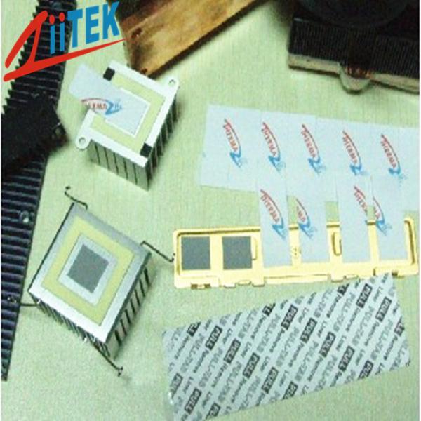 Buy Low Temperature Melting  Phase Changing Materials PCM 5.0 W/mK  T-PCM  T558 Hi-Flow PCS Kenflow at wholesale prices