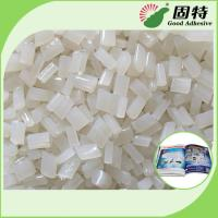Quality EVA Bookbinding Hot Melt Glue White Transparent For Double Film Coated Paper for sale