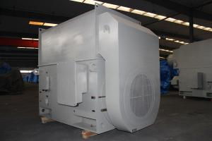 Quality Simo YKK 4001-4 High Voltage AC Motor 355kW Asynchronous Induction Motor for sale