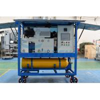 Quality Multifunctional SF6 Gas Recovery and Purifying System for sale