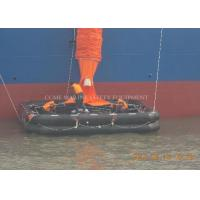 Quality different capacity SOLAS life raft for sale