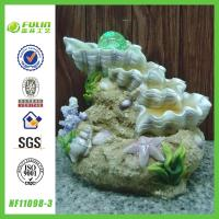 China Polyresin Shell Art and Craft on sale