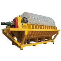 China 78m² Area Ceramic Vacuum Filter Large Size 17000 Kg Weight For Nonferrous Metal on sale