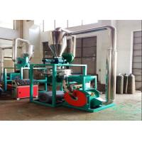 Quality Small PVC Pulverizer Machine Turbine 500 Adjustable Fineness Dust Collection for sale