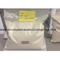 China GMP Standard Cancer Curing Anti Estrogen Steroids Clomifene Citrate / Clomid  50-41-9 on sale