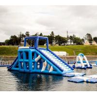 Buy cheap Exciting Inflatable Water Tower With Blob For Aqua Park from wholesalers
