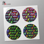 Quality Personalized Logo Anti-Fake Hologram Sticker for sale