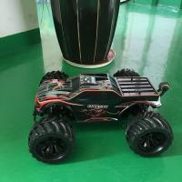 Metal / Plastic Off Road Electric RC Car With 80km / H Speed , RC Remote Control Cars