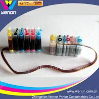 Quality 6 color printer ciss for HPDesignjet120 ciss ink system for sale