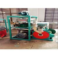 Quality Double Shaft PVC Pulverizer Machine Environmental Protection Vibration for sale