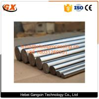 Buy cheap China Manufacturing high precision piston rod for hydraulic cylinder from wholesalers