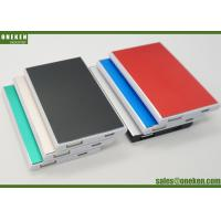 Quality Battery Charger Portable Ultra Slim Power Bank Custom Color Logo for sale