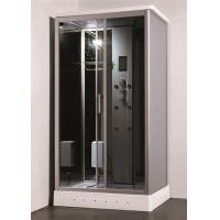 Quality Residential Steam Shower Bath Cabin Multi Jet Shower Enclosures With FM Radio Function for sale