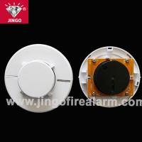 Quality Conventional fire alarm systems smoke detector sensor with self-check function for sale