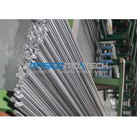Quality 24 SWG 1 / 2 Inch Hydraulic Tube TP304 / 304L Stainless Steel Seamless Pipe for sale