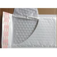 China Secure Sealed Bubble Lined Poly Mailers , Express Delivery Bubble Shipping Bags on sale