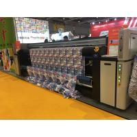 Quality Three Epson 4720 Heads Dye Sublimation Equipment With Water Based / Dispersion Ink for sale