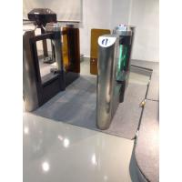 Buy cheap Swing Barrier Gate Systems  For Passenger Access With Emergency Intereface from wholesalers
