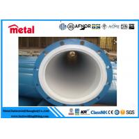 Quality API 5L GR.B GR.A-X70, 3LPE SEAMLESS COATING PIPE 168.28  X  7.11 MM for sale