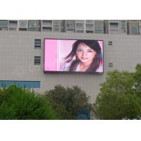 Quality Front Access LED Outdoor Advertising Screens With IP68 Waterproof Rating for sale