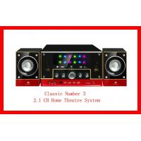 Quality 2.1 CH Home Theatre System (Classic Number 3) for sale