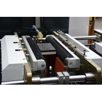 China Automatic Box Wrapping Machine Controller By PLC  Fault Display on sale