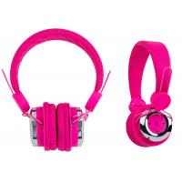 Stereo Over Ear Noise Cancelling Headphones With 300 Mah Lithium Battery