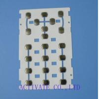 China Metal dome array-double Layer on sale