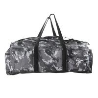 Buy cheap Adjustable Padded Travel Duffle Bag Durable Construction In Camo Print from wholesalers