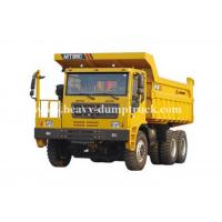 Quality Rated load 60 tons Off road Mining Dump Truck Tipper  306kW engine power drive 6x4 with 34m3 body cargo Volume for sale