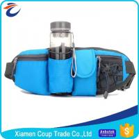 Quality Portable Oxford Mens Waist Bag Customized Fashion Style For Outdoor Sports for sale
