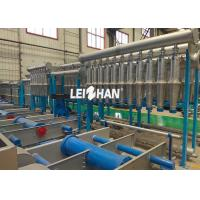 China Long Service Life Paper Cleaning Machine Low Density Cleaner For Waste Paper on sale